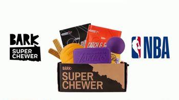 BarkBox Super Chewer NBA Box TV Spot, 'Free Jersey' - Thumbnail 3