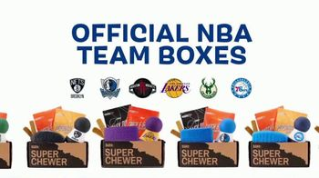 Super Chewer NBA Box TV Spot, 'Free Jersey' - 10 commercial airings