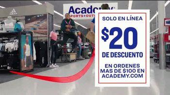 Academy Sports + Outdoors TV Spot, '$10 dólares de descuento' [Spanish] - Thumbnail 4
