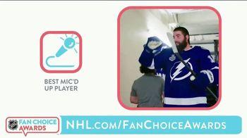 The National Hockey League TV Spot, '2021 NHL Fan Choice Awards' - Thumbnail 5