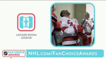 The National Hockey League TV Spot, '2021 NHL Fan Choice Awards' - Thumbnail 6