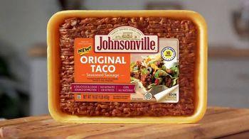 Johnsonville Original Taco Seasoned Ground Sausage TV Spot, 'Get Faster Tacos' - Thumbnail 3