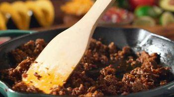 Johnsonville Original Taco Seasoned Ground Sausage TV Spot, 'Get Faster Tacos' - Thumbnail 4