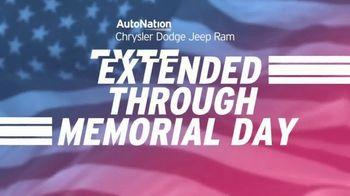AutoNation  Fast Start Sales EventTV Spot, '0% Financing: Memorial Day' Featuring Alexander Rossi - Thumbnail 6