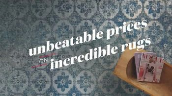 Capel Rugs Memorial Day Sales Event TV Spot, 'Up to 60% Off' - Thumbnail 4