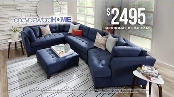 Rooms to Go Venta de Memorial Day TV Spot, 'Cindy Crawford Home' [Spanish] - Thumbnail 6