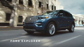 Ford SUV Season TV Spot, 'America's Freshest Lineup: Edge, Escape and Explorer' [T2]