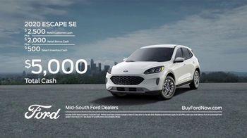 2021 Ford Escape TV Spot, 'SUV of the Future: Escape' [T2] - Thumbnail 9