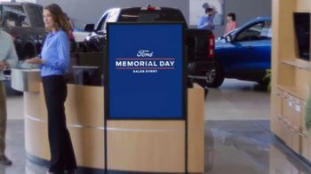 Ford Memorial Day Sales Event TV Spot, 'Kick Off Summer' [T2] - Thumbnail 1