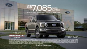 Ford Memorial Day Sales Event TV Spot, 'Kick Off Summer' [T2] - Thumbnail 6