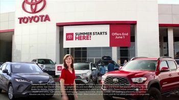 Toyota Summer Starts Here TV Spot, 'Sports' [T2] - Thumbnail 1