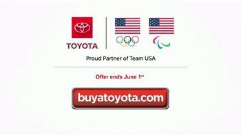 Toyota Summer Starts Here TV Spot, 'Sports' [T2] - Thumbnail 7