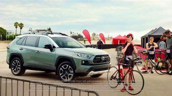 Toyota Summer Starts Here TV Spot, 'Sports' [T2] - Thumbnail 4