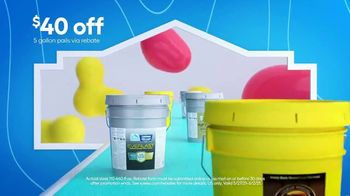 Lowe's TV Spot, 'Memorial Day: $10 Off Paint and Stain' - Thumbnail 7