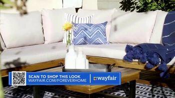 Wayfair TV Spot, 'HGTV: Forever Home Reveal' - Thumbnail 10