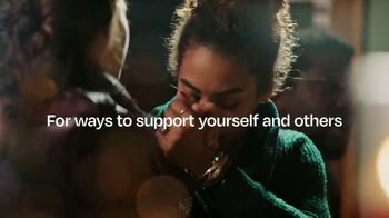 Mental Health Is Health TV Spot, 'Lend a Hand' Song by Jeanne Rogers - Thumbnail 8