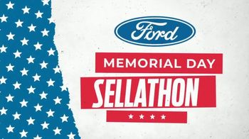 Ford Memorial Day Sellathon TV Spot, 'Trade-Assist: Edge' [T2] - Thumbnail 1