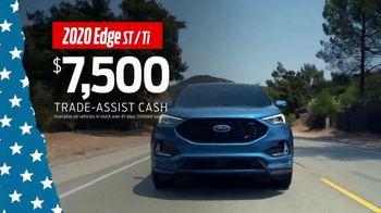 Ford Memorial Day Sellathon TV Spot, 'Trade-Assist: Edge' [T2] - Thumbnail 4