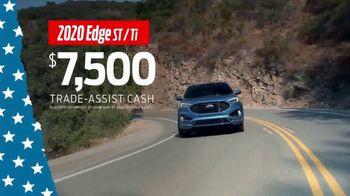 Ford Memorial Day Sellathon TV Spot, 'Trade-Assist: Edge' [T2] - Thumbnail 5