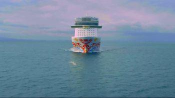 Norwegian Cruise Line TV Spot, 'Cruising Is Back' Featuring Michaela Guzy