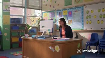 Invisalign TV Spot, 'Invis Is a Powerful Thing: Virtual Teacher'