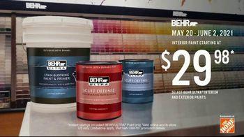BEHR Paint ULTRA SCUFF DEFENSE TV Spot, 'Scuff Free Life: $29.98' - Thumbnail 6