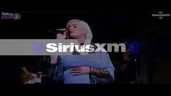 SiriusXM Satellite Radio Listen Free Event TV Spot, 'What You Love' Song by Tiesto - Thumbnail 1