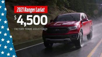 Ford Memorial Day Sellathon TV Spot, 'Trade-Assist: Ranger' [T2] - Thumbnail 3