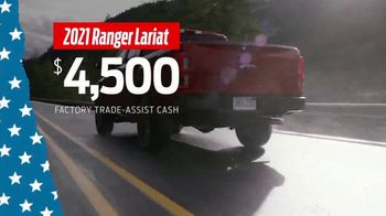 Ford Memorial Day Sellathon TV Spot, 'Trade-Assist: Ranger' [T2] - Thumbnail 4