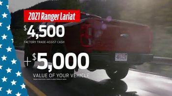 Ford Memorial Day Sellathon TV Spot, 'Trade-Assist: Ranger' [T2] - Thumbnail 5