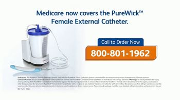 The PureWick TV Spot, 'Wake Up Dry: Covered By Medicare' - Thumbnail 7