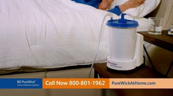 The PureWick TV Spot, 'Wake Up Dry: Covered By Medicare' - Thumbnail 1