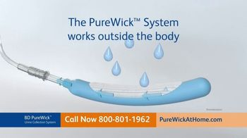 The PureWick TV Spot, 'Wake Up Dry: Covered By Medicare' - Thumbnail 3