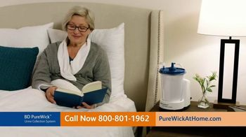 The PureWick TV Spot, 'Wake Up Dry: Covered By Medicare' - Thumbnail 5