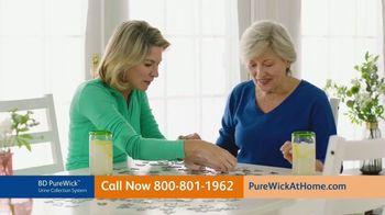 The PureWick TV Spot, 'Wake Up Dry: Covered By Medicare' - Thumbnail 6