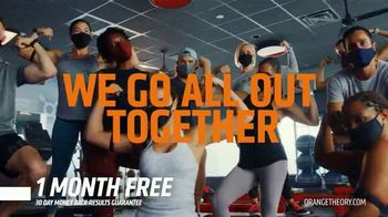 Orangetheory Fitness TV Spot, 'Turn It Up: One Month Free' - Thumbnail 10