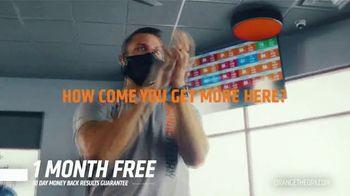 Orangetheory Fitness TV Spot, 'Turn It Up: One Month Free' - Thumbnail 3