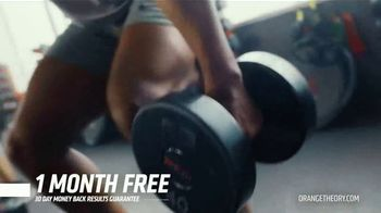 Orangetheory Fitness TV Spot, 'Turn It Up: One Month Free' - Thumbnail 6
