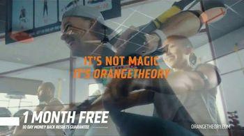 Orangetheory Fitness TV Spot, 'Turn It Up: One Month Free' - Thumbnail 8