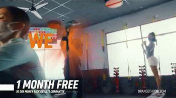 Orangetheory Fitness TV Spot, 'Turn It Up: One Month Free' - Thumbnail 9