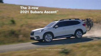 2021 Subaru Ascent TV Spot, 'Features' [T2] - Thumbnail 1