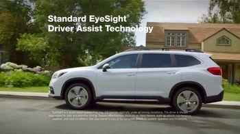 2021 Subaru Ascent TV Spot, 'Features' [T2] - Thumbnail 3