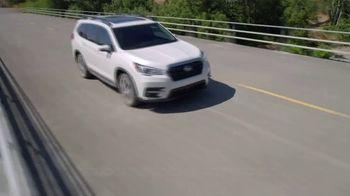 2021 Subaru Ascent TV Spot, 'Features' [T2] - Thumbnail 4