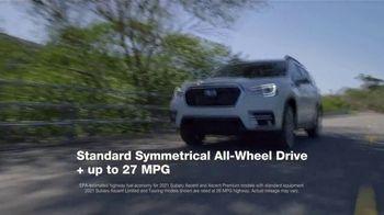 2021 Subaru Ascent TV Spot, 'Features' [T2] - Thumbnail 5