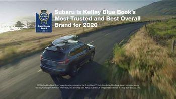 2021 Subaru Ascent TV Spot, 'Features' [T2] - Thumbnail 6