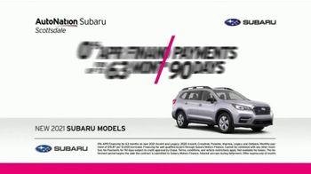 2021 Subaru Ascent TV Spot, 'Features' [T2] - Thumbnail 8