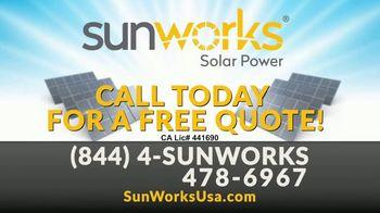 Sunworks TV Spot, 'Peak Summer Electric Bills' - Thumbnail 10