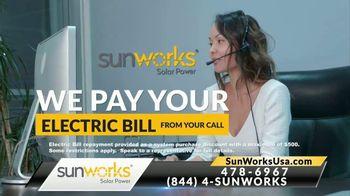 Sunworks TV Spot, 'Peak Summer Electric Bills' - Thumbnail 6