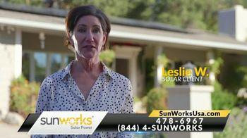 Sunworks TV Spot, 'Peak Summer Electric Bills' - Thumbnail 7