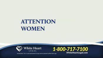 White Heart Legal TV Spot, 'Talcum Powder: Ovarian Cancer' - Thumbnail 1